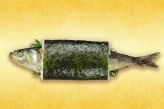 【恵方巻き】くら寿司が10,000本限定の「まるごといわし巻」等の恵方巻の予約受付開始!まるごといっちゃう?
