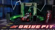 【仮面ライダードライブ】ドライブピットが受注開始!仮面ライダー ダイキャストカーSPと組み合わせれば世界観がさらに拡がる!