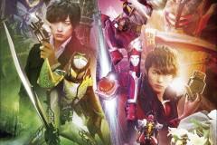 【Vシネマ】鎧武外伝 仮面ライダー斬月/バロンのBlu-ray&DVDのパッケージ画像が公開!
