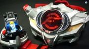 【仮面ライダードライブ】DXトレーラー砲&シフトフォーミュラの動画レビュー!シフトフォーミュラの音声編
