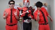 【映画】『スーパーヒーロー大戦GP 仮面ライダー3号』と8.6秒バズーカーがコラボ!「実はいた」のタイミングが神レベル(笑)