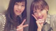 【電王】ハナちゃん&ナオミちゃんが久しぶりの再会!白鳥百合子さんお元気そうで何よりです^^