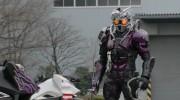 【仮面ライダードライブ】仮面ライダーチェイサーは魔進チェイサーと2タイプに変身!シンゴウアックスも意外とかっこいいぞ!