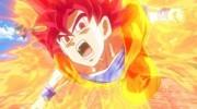 【ドラゴンボール】劇場版 ドラゴンボールZ 復活の「F」で孫悟空が青髪の最強形態『スーパーサイヤ人ゴッド スーパーサイヤ人』に!