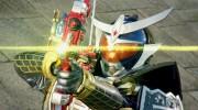 【鎧武/ガイム】これが仮面ライダー鎧武 オレンジエナジーアームズだ!鎧武がゲネシスドライバーを初装着w