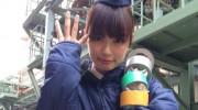 【仮面ライダードライブ】詩島霧子役 内田理央さんがついにタイヤカキマゼールを発動!www