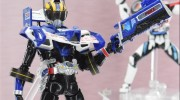 【仮面ライダードライブ】S.H.Figuarts 仮面ライダーデッドヒートマッハが参考出品!商品化なるか?