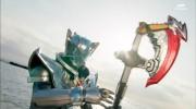 【仮面ライダーウィザード】S.I.C. HERO SAGA 仮面ライダーウィザード インフィニティスタイルでアックスカリバーが!