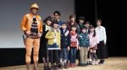 【Vシネマ】『行って帰ってきた烈車戦隊トッキュウジャー』の完成披露上映会が開催!大人と子供のトッキュウジャーが共演!