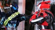 【映画】『劇場版 仮面ライダードライブ』の仮面ライダーダークドライブ タイプネクストのビジュアルが公開!
