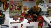 【ニンニンジャー】シュリケン合体 DXライオンハオーと覇王シュリケンジンの実物画像が公開!先着で超合体忍シュリケンがもらえるぞ!