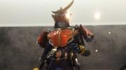 【鎧武/ガイム】RAH GENESIS 第2弾は、仮面ライダー鎧武 オレンジアームズに決定!旧1号も参考出品!