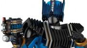 【Vシネマ】鎧武外伝 仮面ライダーデューク/ナックルのナックル編でミッチがクルミ&マロンエナジーロックシード&戦極ドライバーを持ってくるぞ!