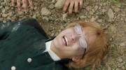 【仮面ライダードライブ】第44話「だれがハートを一番愛していたか」でブレン様がハート様の笑顔を取り戻すために死す。