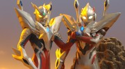 【ウルトラマン】ウルトラマンエクシードXとエクスラッガーが公開!スライドタッチでパワーアップ変身と攻撃!