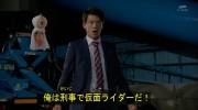 【仮面ライダードライブ】第48話(特別編)「ゴーストの事件」で例え変身できなくても俺は刑事で仮面ライダーだ!