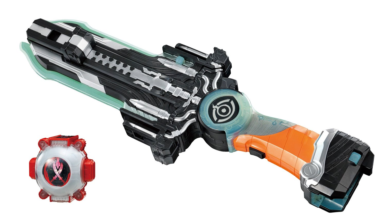 【仮面ライダーゴースト】仮面ライダーゴースト 4モード変形 DXガンガンセイバーの詳細が公開!