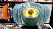 【仮面ライダーゴースト】DXゴーストドライバーの実機デモ動画が公開!今度はオツカーレじゃなくオヤスミw