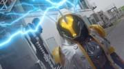 【仮面ライダーゴースト】第2話「電撃!発明王!」で仮面ライダーゴースト エジソン魂に!イグアナゴーストライカーも登場!