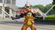 【ニンニンジャー】忍びの35「キンジ、妖怪への迷路!」の予告で、十六夜九衛門が再登場!凪がキニンジャー超絶に!