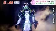 【仮面ライダーゴースト】超英雄祭2016に仮面ライダーネクロムに変身するアランが登場!争いを続ける愚かな人間たちよ!