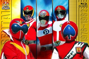 【スーパー戦隊】スーパー戦隊40作品記念シリーズ『スーパー戦隊 THE MOVIE Blu‐ray VOL.1~VOL.3』が激安で発売!