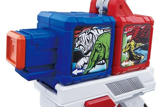 【ジュウオウジャー】動物銃剣 DXジュウオウバスターが2月13日発売!Amazonで予約開始!