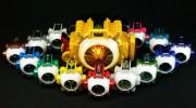 【仮面ライダーゴースト】変身ベルト DXアイコンドライバーGの動画レビュー!(k2eizo さん)