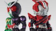 【仮面ライダー】『SHODO 仮面ライダーVS(ヴァーサス)』の第3弾が8月発売!ストロンガー&BLACKから登場!