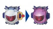 【仮面ライダーゴースト】GC12 仮面ライダー ディープスペクターが4月29日発売!Amazonで予約受付開始!