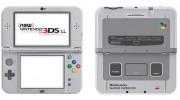 【3DS】Newニンテンドー3DS LL スーパーファミコン エディションが受注開始!スーファミとか懐かしすぎw