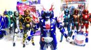【仮面ライダーゴースト】GC12 仮面ライダー ディープスペクターの動画レビュー!(ヲタファさん)