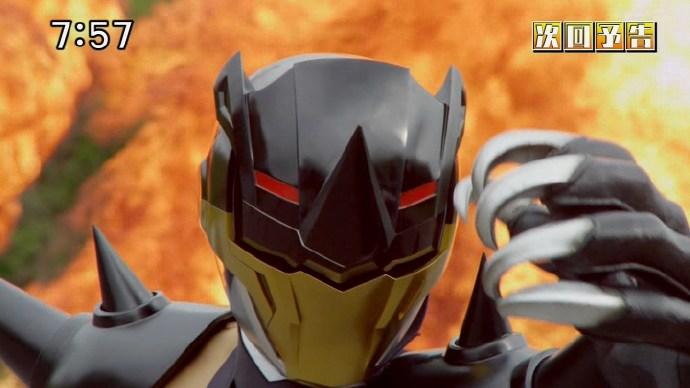 【ジュウオウジャー】第17話「エクストラプレイヤー、乱入」の予告で、謎の戦士・ザワールドが登場!レベルが違うんだよ!