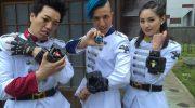 【仮面ライダーゴースト】『劇場版 仮面ライダーゴースト』のTVCM第1弾が公開!100人の英雄、100の眼魂!