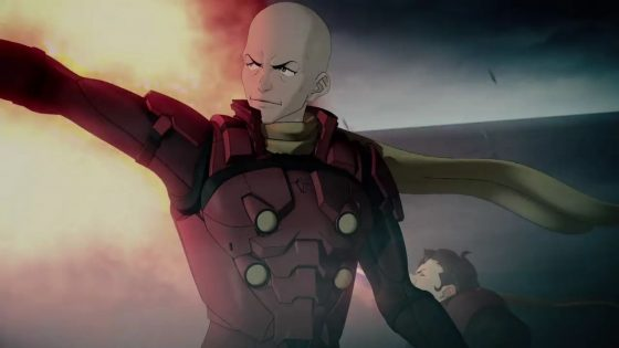 『CYBORG009 CALL OF JUSTICE』特報映像_000035314