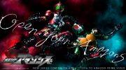 【仮面ライダーアマゾンズ】仮面ライダーアマゾンズ オリジナルサウンドトラックが8月3日発売!特典CD-R付も!