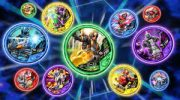 【仮面ライダーゴースト】『劇場版 仮面ライダーゴースト』の入場者特典で仮面ライダーエグゼイドのメダルがもらえるぞ!