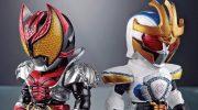 【仮面ライダー】CONVERGE KAMEN RIDER 4が受注開始!オーズ・アンク・キバ・イクサ・アナザーアギト!