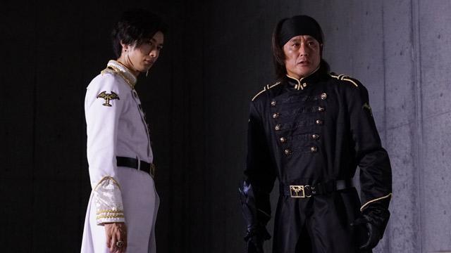 【仮面ライダーゴースト】第45話「戦慄!消えゆく世界!」の予告!高岩さん演じるジャイロは生きていた!
