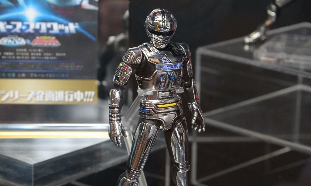 【メタルヒーロー】S.H.Figuarts 宙刑事ギャバン TypeG(SPACE SQUAD)がC3TOKYO 2016で参考出品!