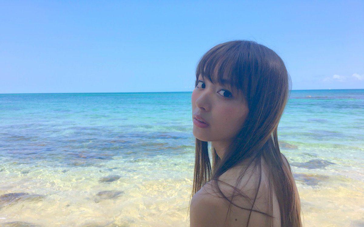 【仮面ライダードライブ】詩島 霧子役の内田理央さんがどんどんセクシーに!ハワイでの撮影画像がやばすぎw