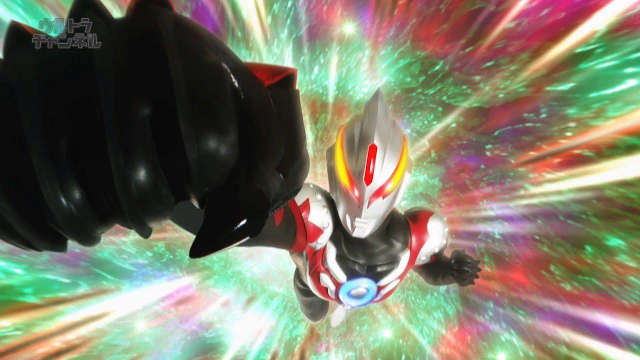 【ウルトラマンオーブ】第12話 「黒き王の祝福」のまとめ!新たな力・サンダーブレスターでマガオロチを撃破!