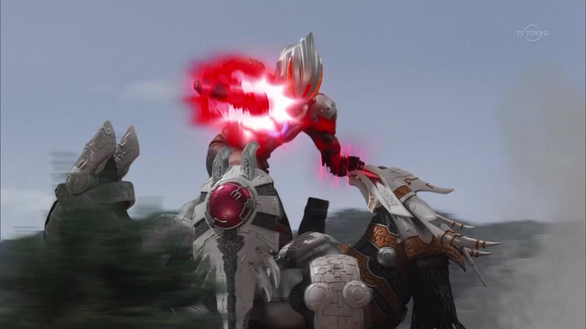 【ウルトラマンオーブ】第15話 「ネバー・セイ・ネバー」のまとめ!エヴァの第13使徒・バルディエルとの戦いみたいになってるw