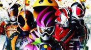 【仮面ライダーエグゼイド】映画『平成ジェネレーションズ』の新ビジュアルが公開!鎧武だけめっちゃ小さいんだけど・・・