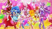 【プリキュア】新作『キラキラ☆プリキュアアラモード』の5人のプリキュアが公開!バトルシーンの肉弾戦を封印!カラフルポップなバトルに!