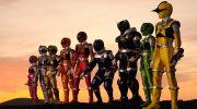 【キュウレンジャー】宇宙戦隊キュウレンジャーの制作発表ニュースで巨大ロボ・キュウレンオーが登場!