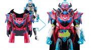【仮面ライダーエグゼイド】LVUR16 シミュレーションゲーマが3月11日発売!空母型ゲーマが変形!※画像更新