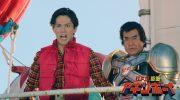 【ニュース】日清焼そばU.F.O. CM 「エクストリーム!ヤキソボーイ」が面白すぎるw藤岡弘、さんがバイクにw