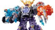 【宇宙戦隊キュウレンジャー】DXリュウツエーダー、DXリュウバックルの動画レビュー!リュウコマンダーに変身!