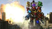 【宇宙戦隊キュウレンジャー】スティンガーの兄・スコルピオは蠍座系のカロー!サソリオレンジと兄弟対決!